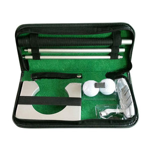 Executive Golf Putter Set