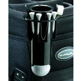 Golf Ball Tee Holder  (Black)