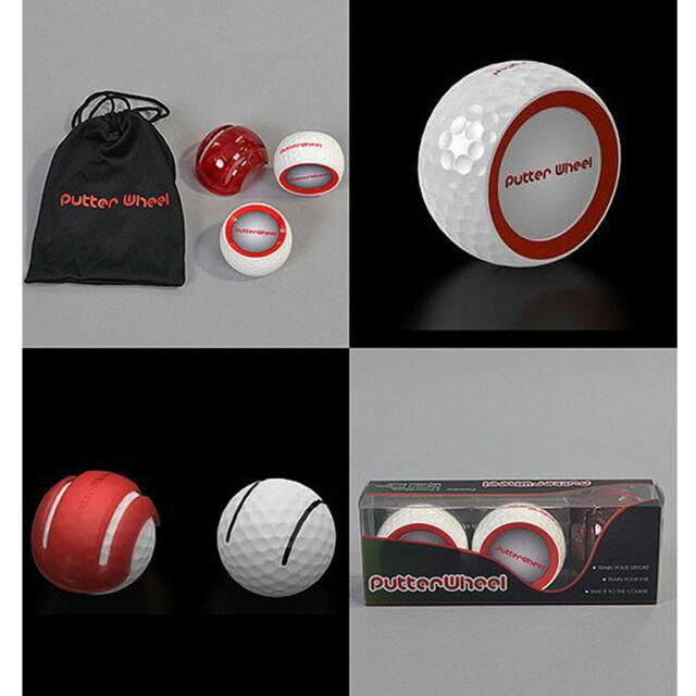 Golf - Putter Wheel Golf Trainer