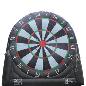 INFLATABLE GOLF DART BOARD - ( 4M - 14 FOOT )