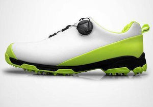 Luxury Men Golf Shoes Waterproof Breathable Antislip Sneakers