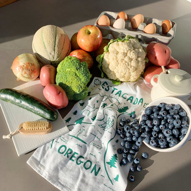 WEEKLY FARM BOX - HALF