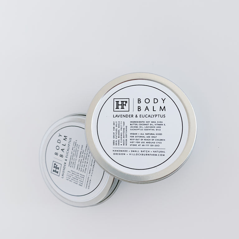 VEGAN BODY BALM