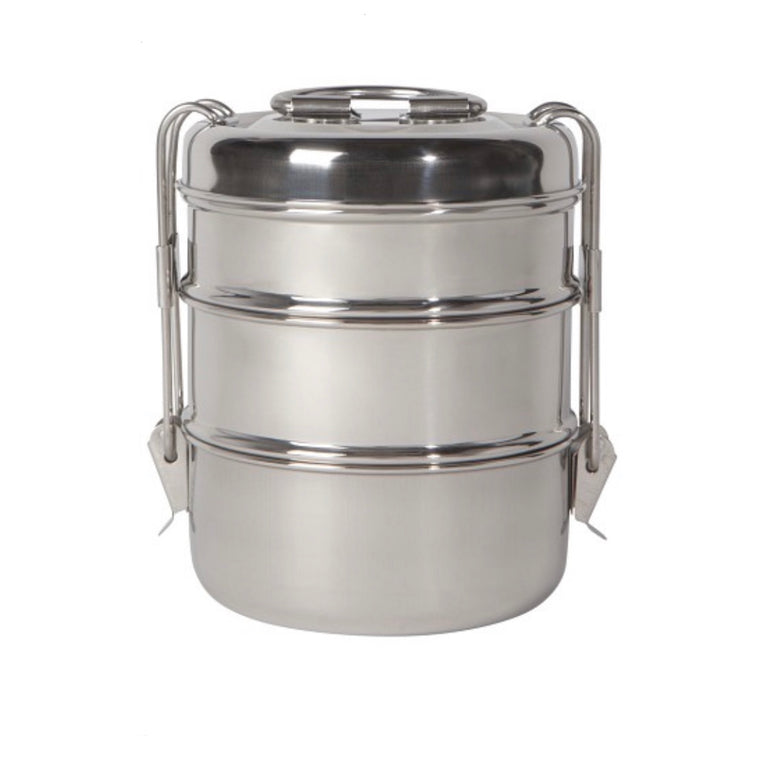 STEEL TIFFIN