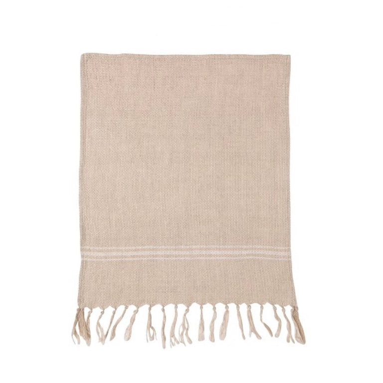 RAW LINEN DISHCLOTH