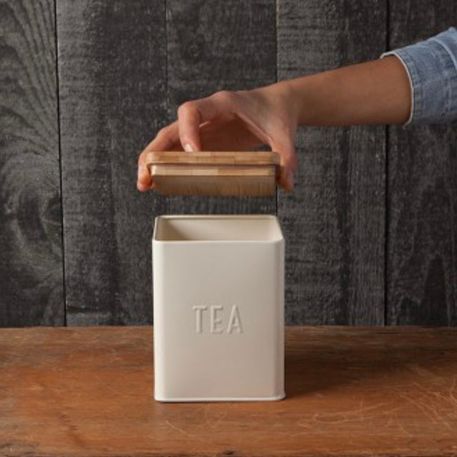 COFFEE TEA CANISTER