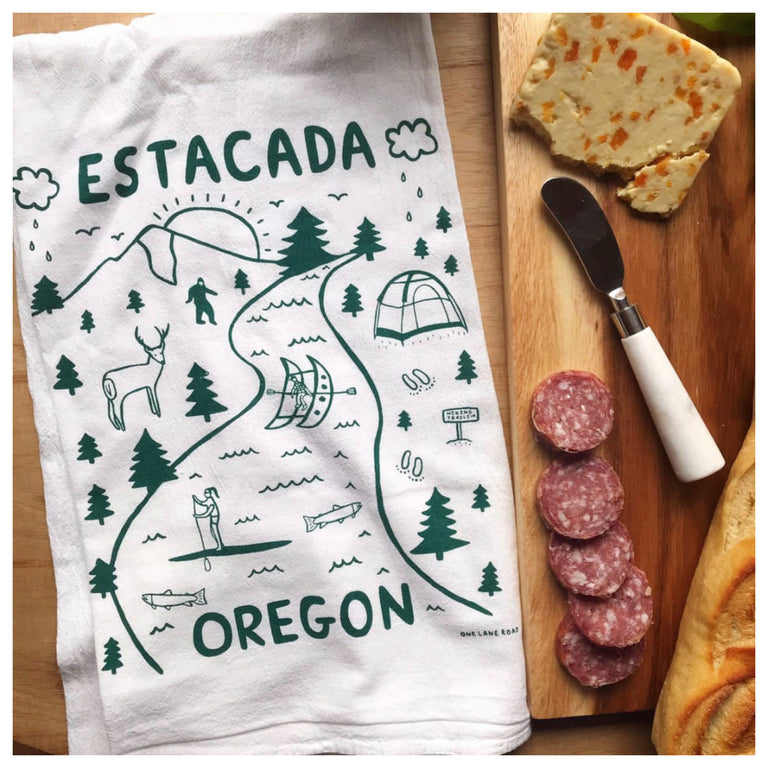 Estacada Towel
