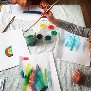 Kids Art and Cognitive Development