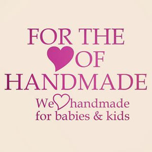 For the LOVE of handmade...