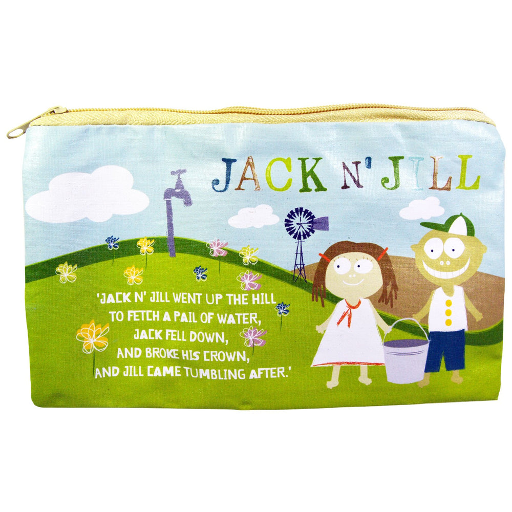 Jack N´Jill - Sleepover Bag Natural Cotton