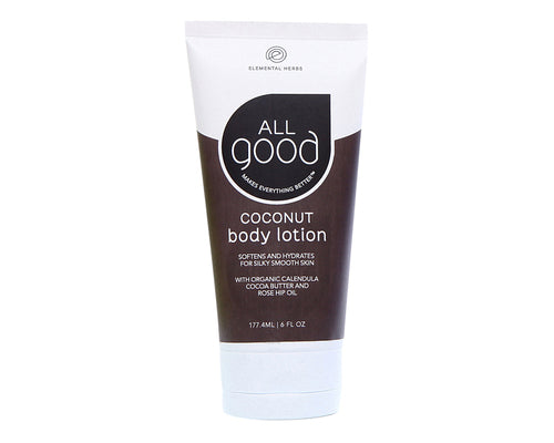 All Good Lotions - Coconut Body lotion