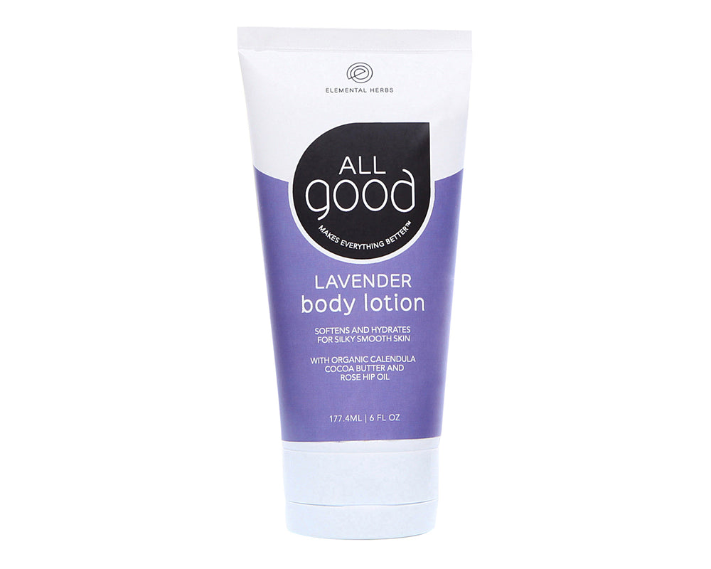 All Good Lotions - Lavender Body Lotion 177ml