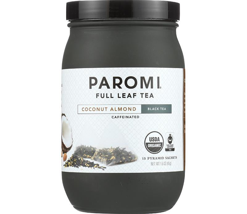 Paromi Tea - Coconut Almond - 15 Bags
