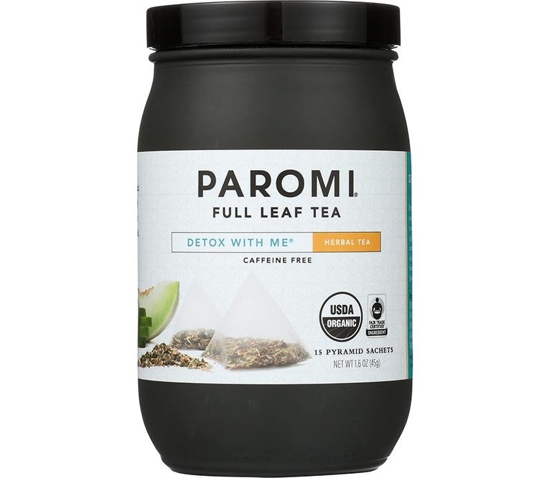 DATOVARE - Paromi Tea - Detox With Me - 15 bags