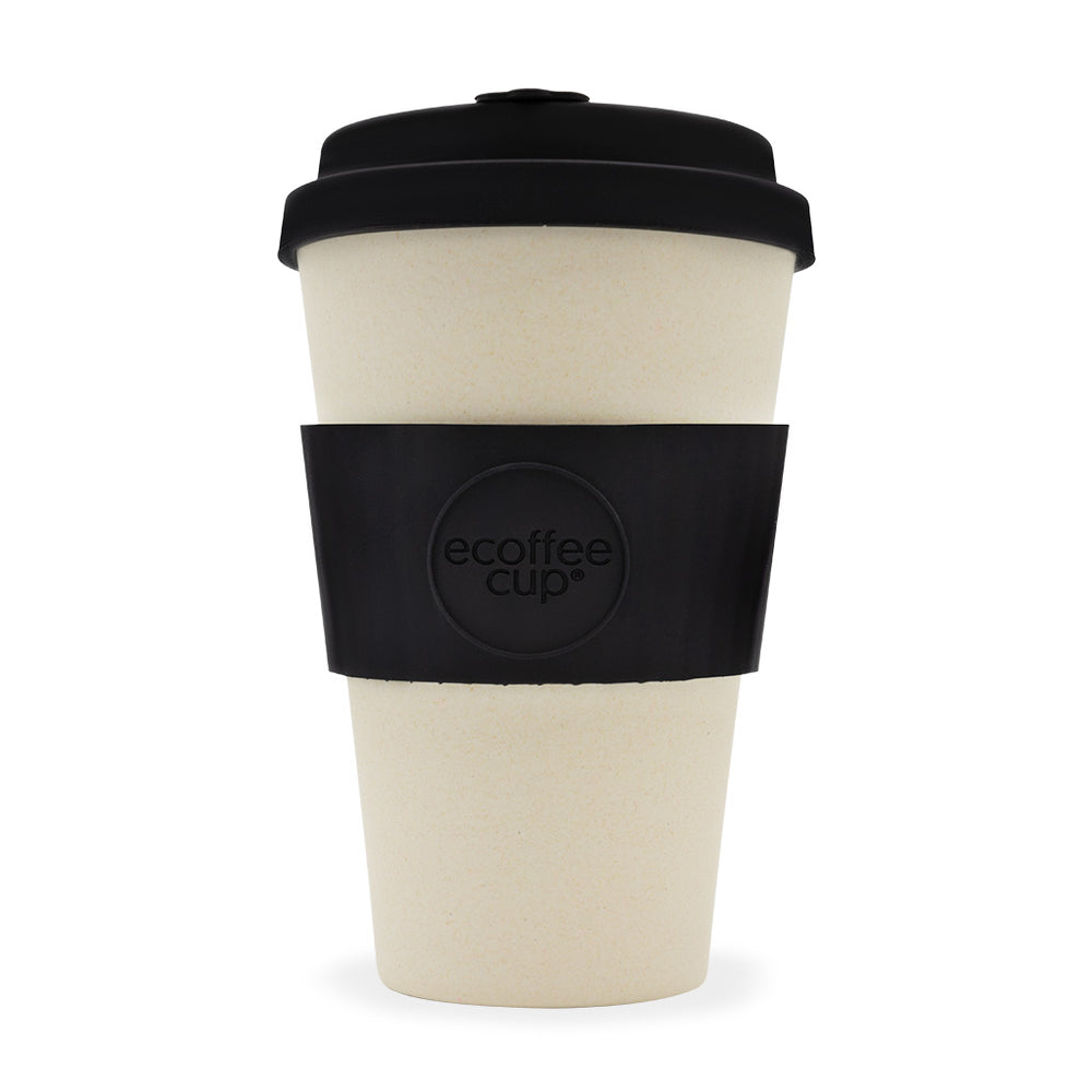 Ecoffeecup - Black Nature 400ml
