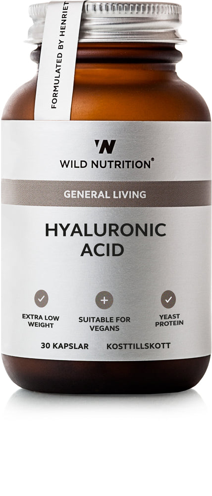 Food-Grown Hyaluronic Acid - 30 caps (DATOVARE)
