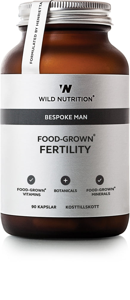 Food-Grown Fertility Man - 60 caps (DATOVARE)
