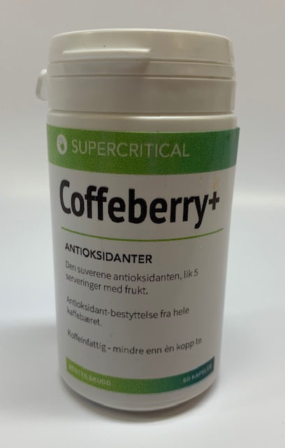 HerbMed - Coffeeberry+ 60 kapsler