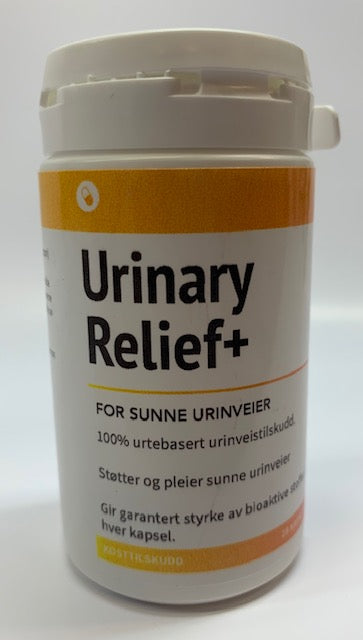 HerbMed - Urinary Relief+ 28 Kapsler