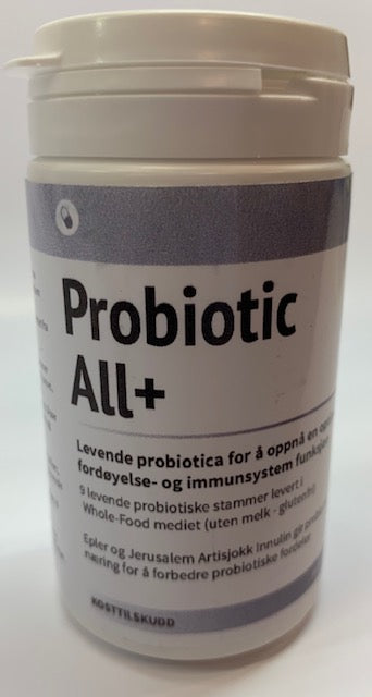 HerbMed - Probiotic All+ 60 kapsler