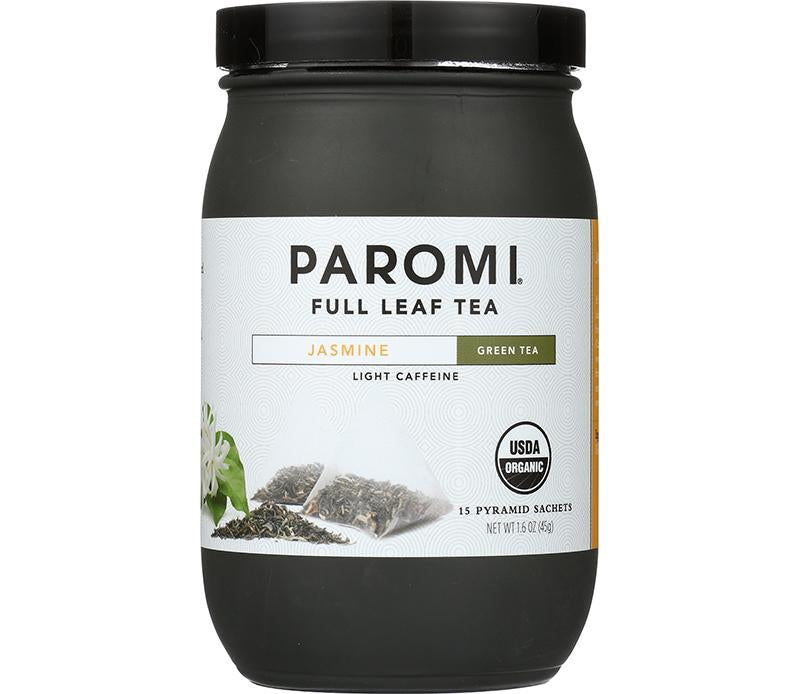 Paromi Tea Jasmine & Green Tea 15 teposer