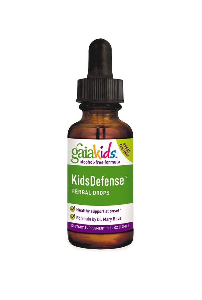 Gaia Herbs Gaiakids KidsDefense Herbal Drops