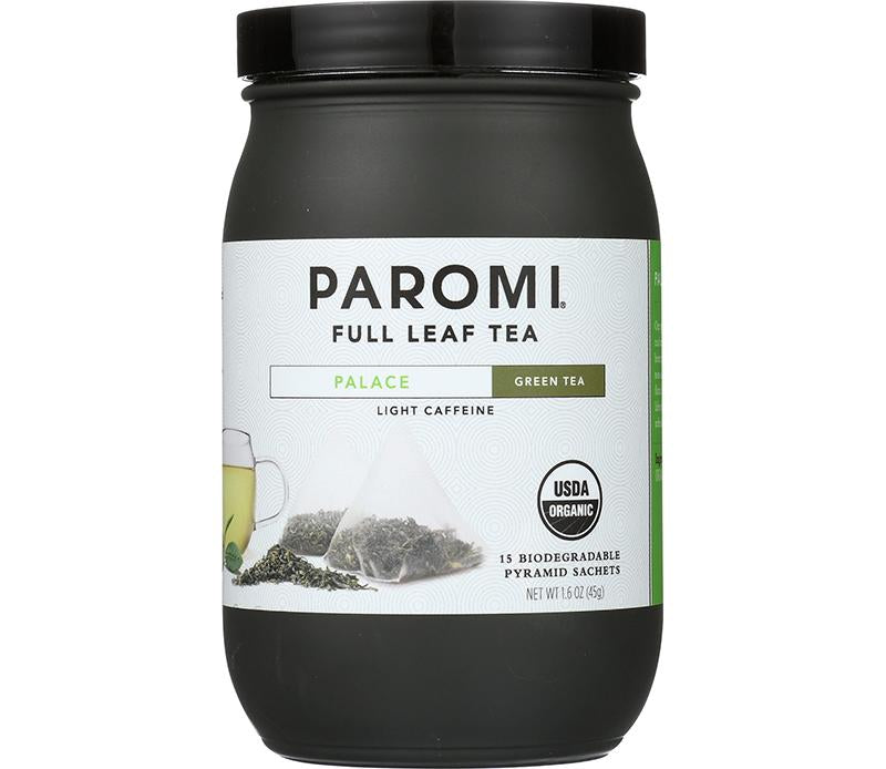 Paromi Tea - Palace Green Tea - 15 bags