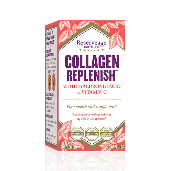 Reserveage - Collagen Replenish - 120 caps (DATOVARE)