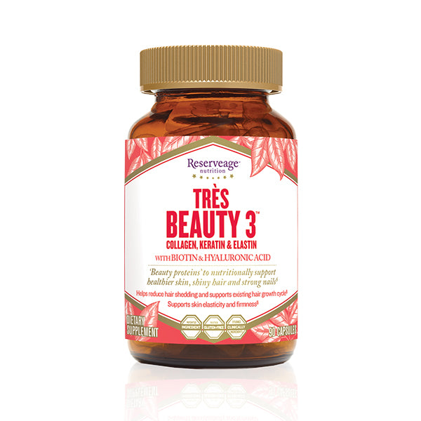 Reserveage - Tres Beauty 3 - 90 caps (DATOVARE)