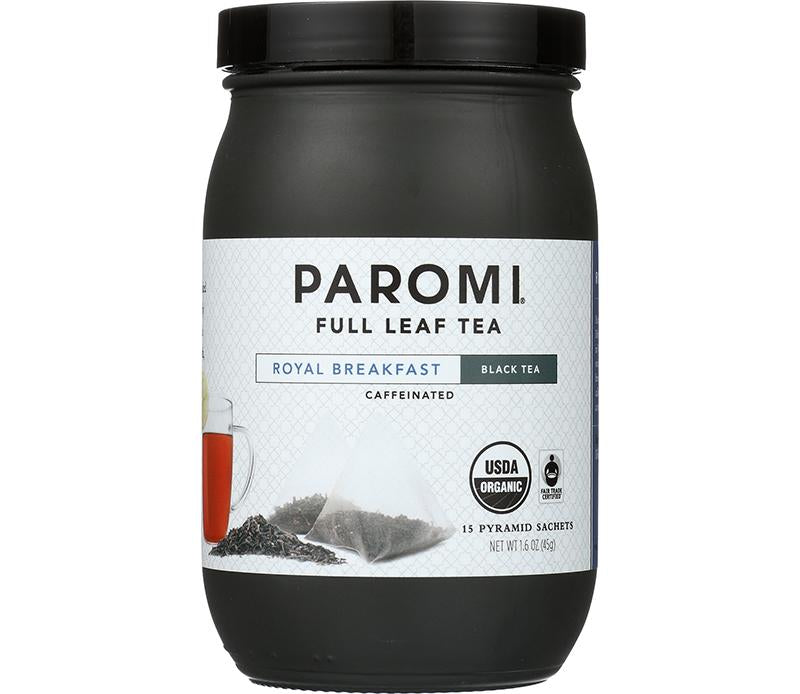 Paromi Tea Royal Breakfast 15 poser