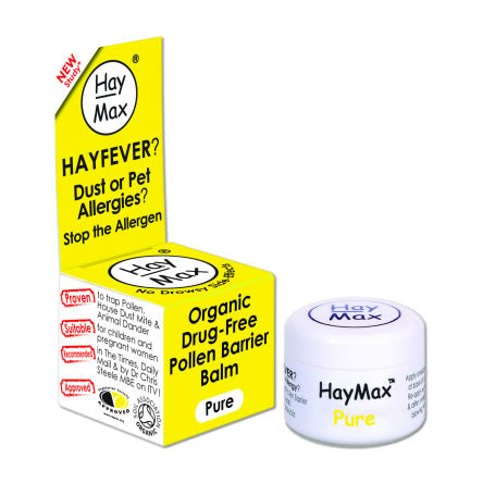 HayMax - Pure 5ml - Contains no essential oils