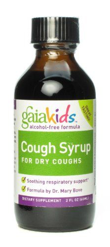 Gaia Herbs Gaiakids Cough Sirup Dry cough 60 ml