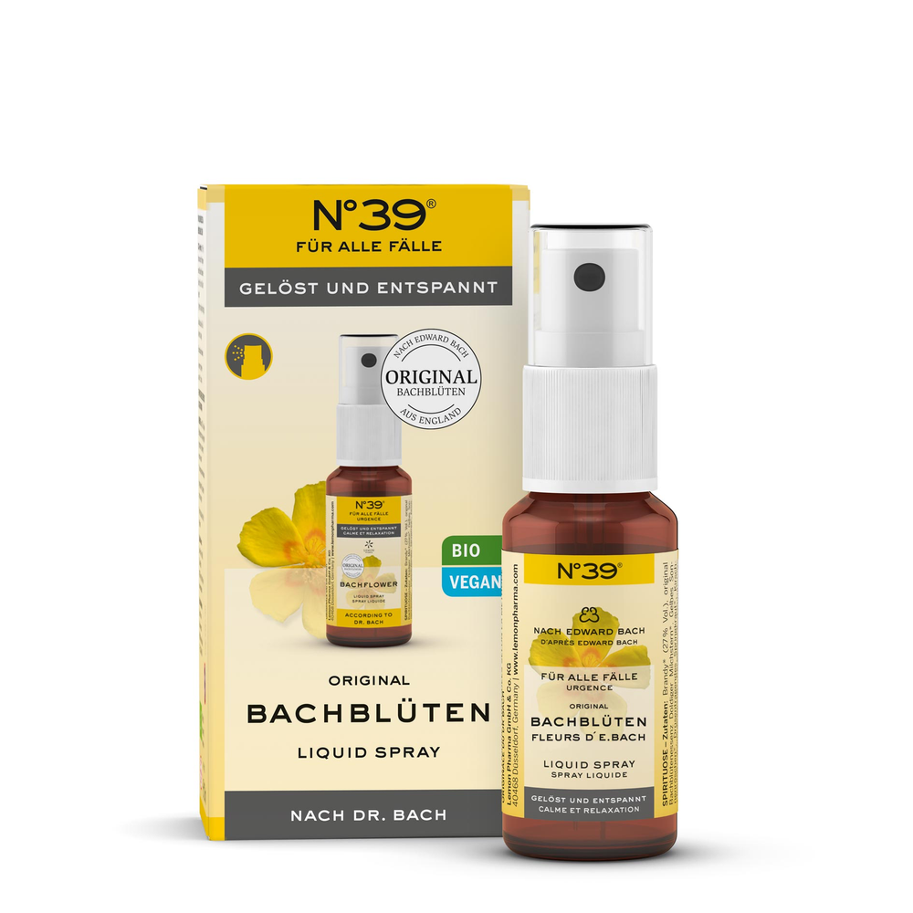 Bach No.39® Nødhjelp SPRAY Ø - 20ml