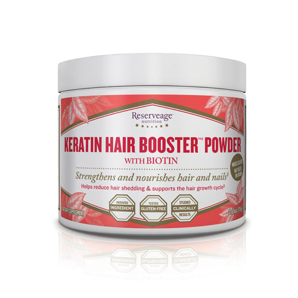 Reserveage - Keratin Hair Booster Powder - 78gr (DATOVARE)