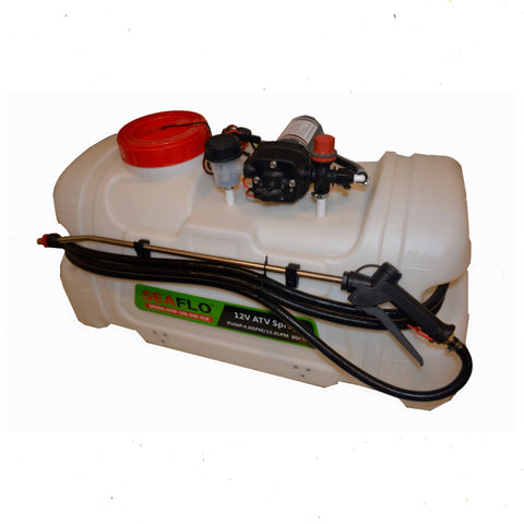 100 L Sprayer Seaflo 12v diaphragm Pump