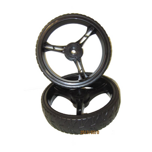 Golf Buggy Wheels 265mm Pair