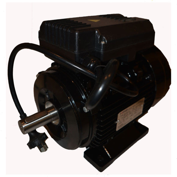 Air Compressor Electric Motor 2.2 Kw (3 hp) 2880 rpm Twin Capacitor