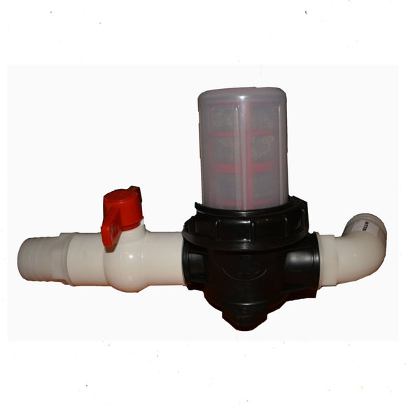 Filter for Pump Suction 2