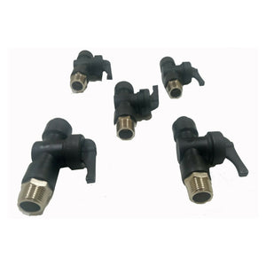 Air Fitting 8 mm Valve 3/8 Thread (Set of 5)