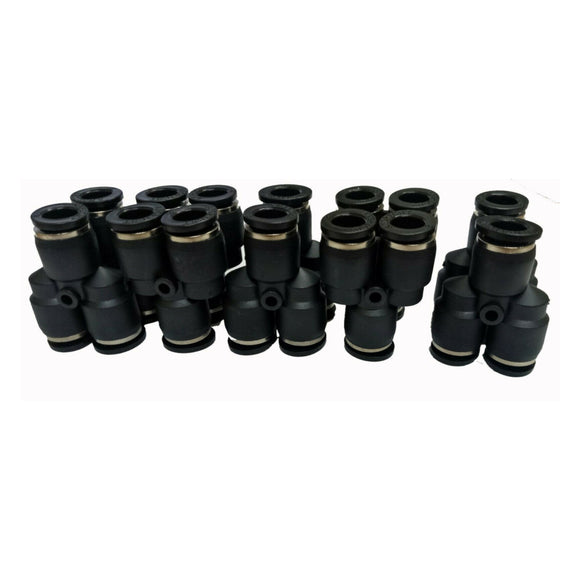 Air Fitting 3 Way suit 8 mm Tube (Set of 10)