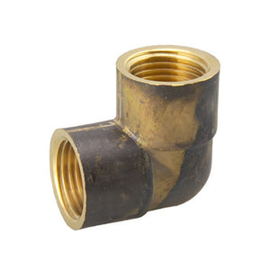Female to Female Brass Elbow