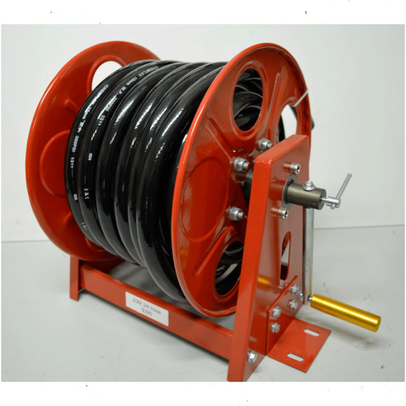 Fire Fighting Hose Reel Heavy Duty with 25 metre Hose 3/4