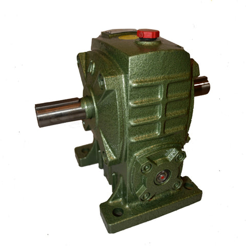 Gearbox Worm Wheel Reducer Type 60 Ratio 30:1 Reduction with Thru Shaft Output.