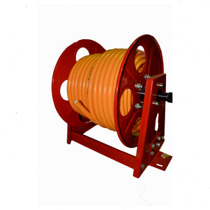 Hose Reel 50 m of Heavy Duty Spray Hose Agricultural 200 PSI