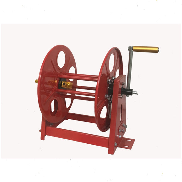 Hose Reel Heavy Duty Bare with Swivel Fitting to take 3/4