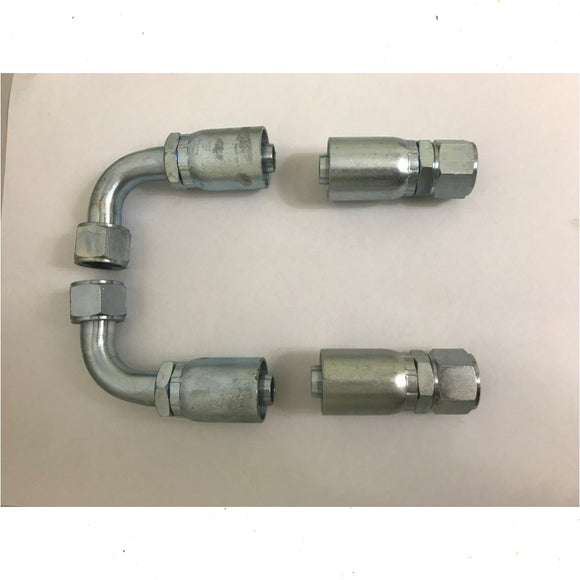 Hydraulic Fittings 1/2