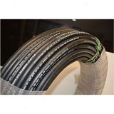 "Hydraulic Hose 3/8"" 1 braid 2610 PSI x 50M Roll"