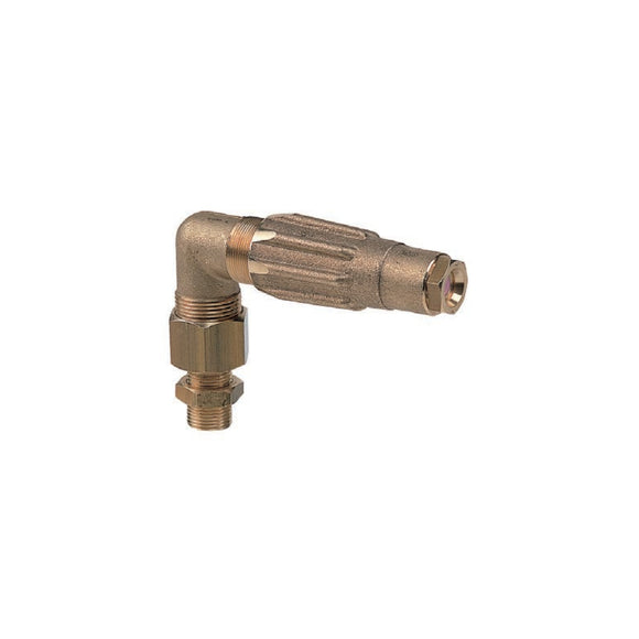 Brass Nozzle Holder 1/4 M