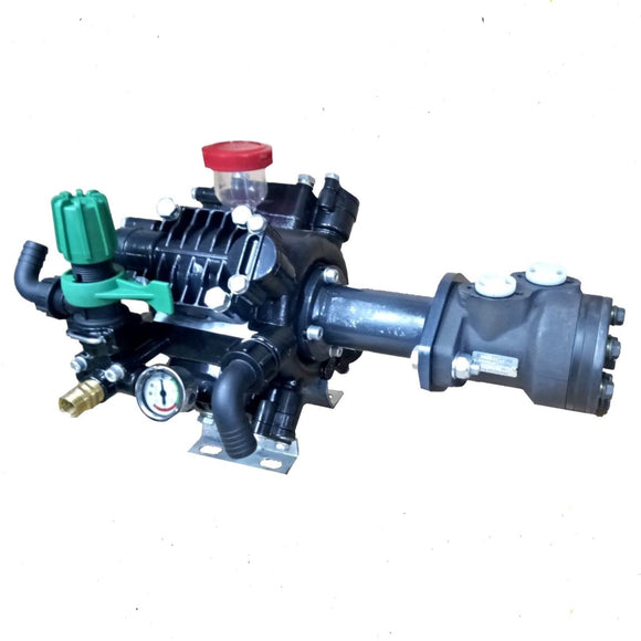 Hydraulic Drive 60 LPM Diaphragm Pump Sprayer Pump
