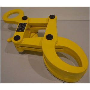 Lifter Clamp for Round Section Steel Bar or Pipe To 90 mm Diameter